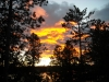 Sunset in Lovells Township