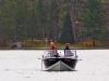 Fishing on Shupac Lake