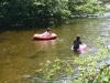 Tubing on the North Branch of the AuSable River