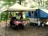 Camping at Shupac Lake