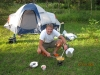 Camping in Lovells Township