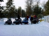 Snowmobiling in Lovells Township