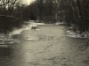 North Branch of the AuSable River Winter