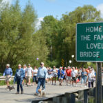 The 25th Annual Lovells Bridge Walk Broke Records