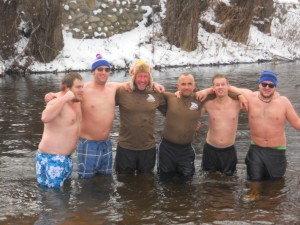 Annual Shiver on the River Event, November 14, 2014