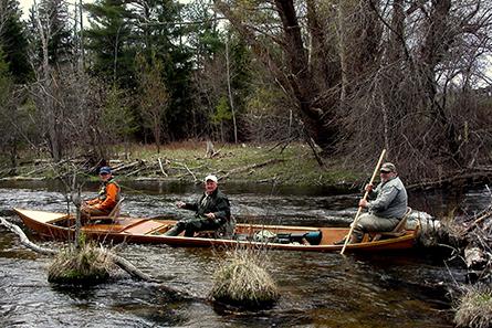 Inaguraul River Boat Trip
