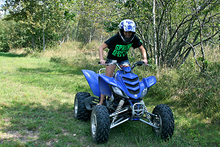 ATV Lovells Township
