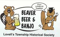 Beaver, Beer and Banjo