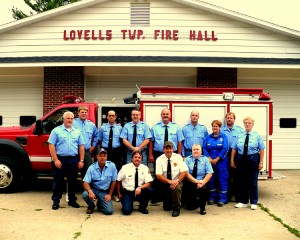 Lovells Volunteer Fire Department
